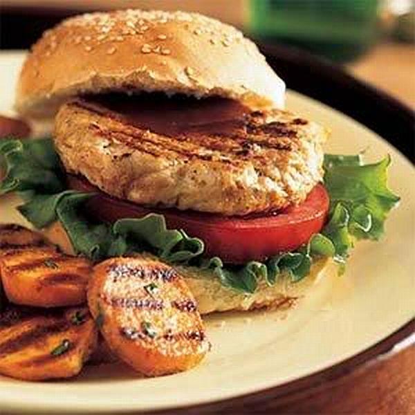 Turkeyburgerguacabaconmole