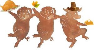 Thanksgiving-pigs